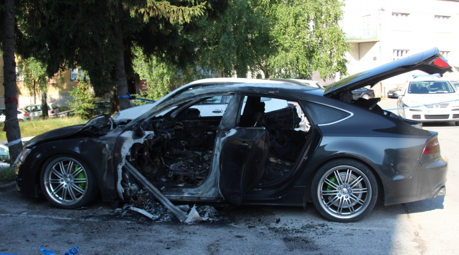 Otkriven počinilac koji je zapalio vozilo u Travniku